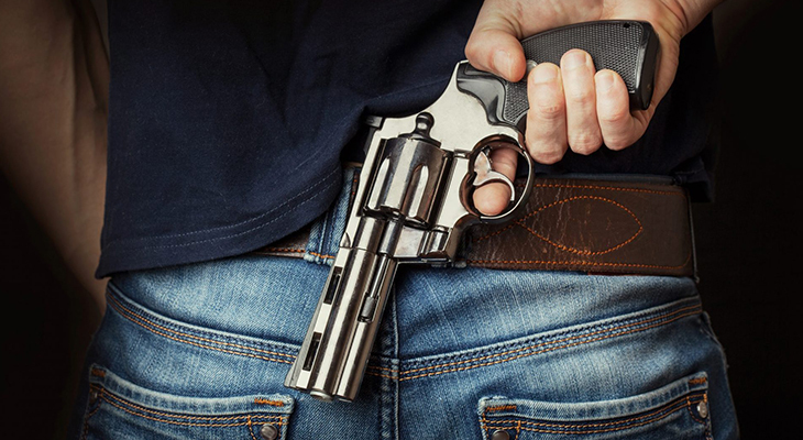 Firearm Offences in Canada